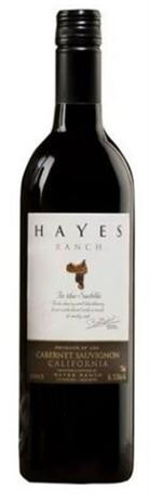 Hayes Ranch Cabernet Sauvignon In The Saddle